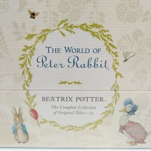 The World of Peter Rabbit Complete Collection